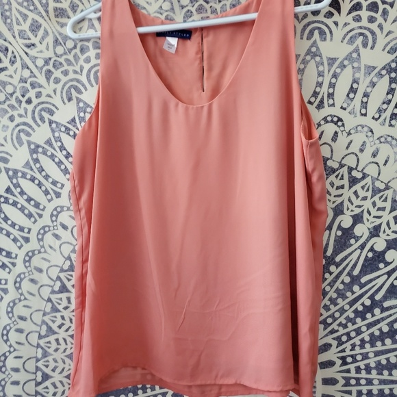 Simply Styled Tops - Peach tank